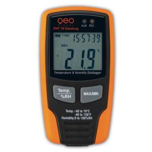 Máy đo độ ẩm không khí FHT 70 Datalog | Geo-Fennel