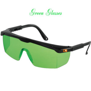 Kính Laser Xanh Green Glasses | Le Quoc Equipment.