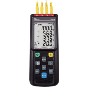 Máy đo nhiệt độ 4 kênh 800024