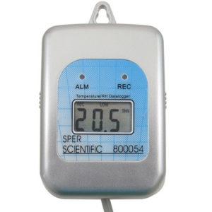 Đồng hồ đo nhiệt độ và độ ẩm 800054 - 800055