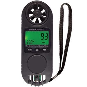 Máy đo gió, nhiệt độ, độ ẩm 850026 Sper