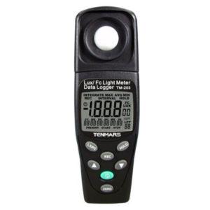 Máy đo ánh sáng TM-203 Datalogger | Tenmars