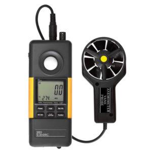 Máy đo ánh sáng, nhiệt độ , độ ẩm, gió 850068 | Sper Scientific